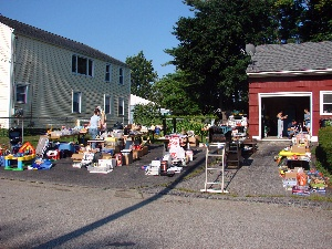 49th B'day Yard Sale