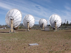 Hat Creek Radio Telescope